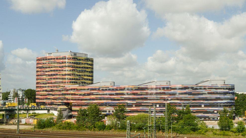 Gebäude der Behörde für Stadtentwicklung und Wohnen